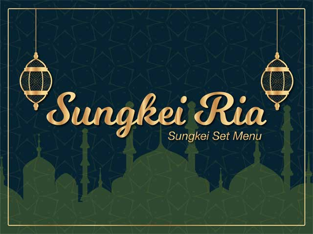 [10% OFF!] Sungkei Ria - Sungkei Set Menu