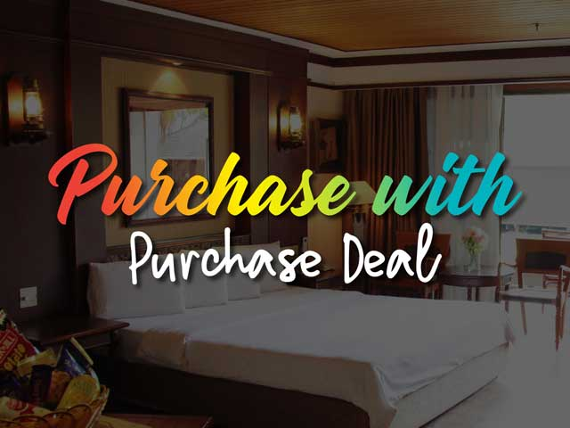 [X3 REWARD POINTS!] Purchase with Purchase Deal
