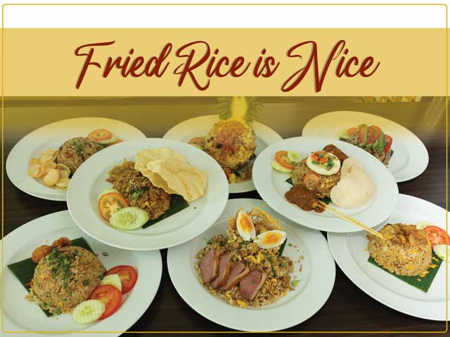[X3 REWARD POINTS!] Fried Rice Is Nice