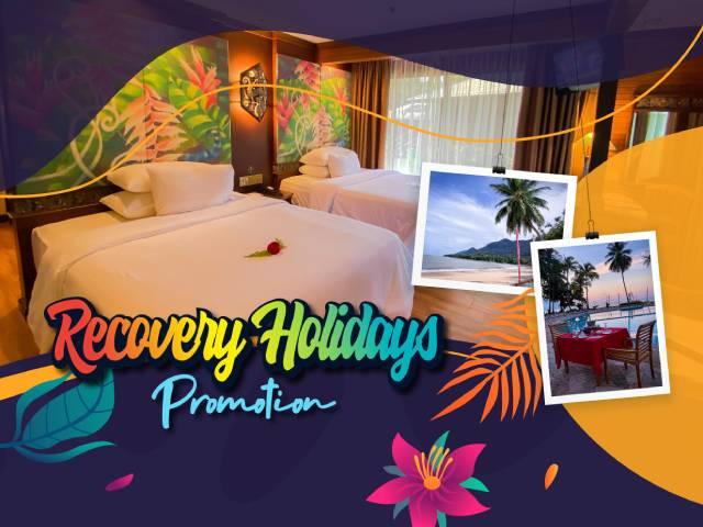 [X3 REWARD POINTS] Recovery Holidays Promotion