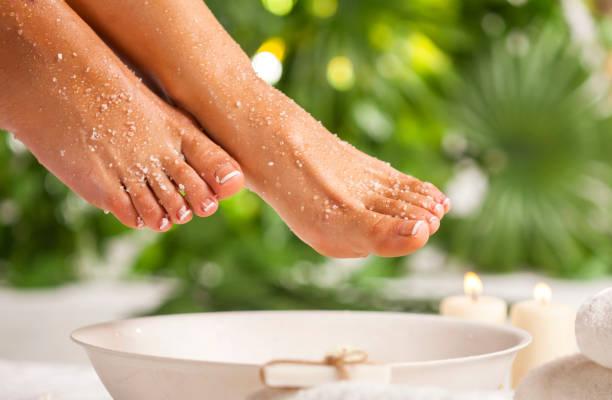 Exfoliating Foot Scrub