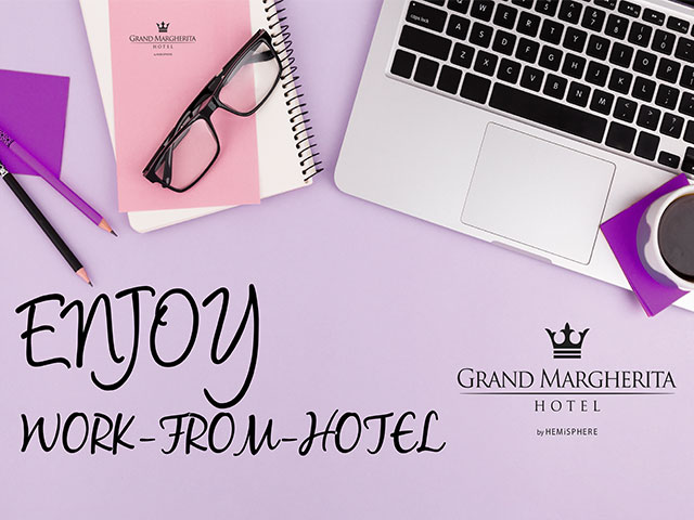 [X2 REWARD POINTS] ENJOY Work-From-Hotel