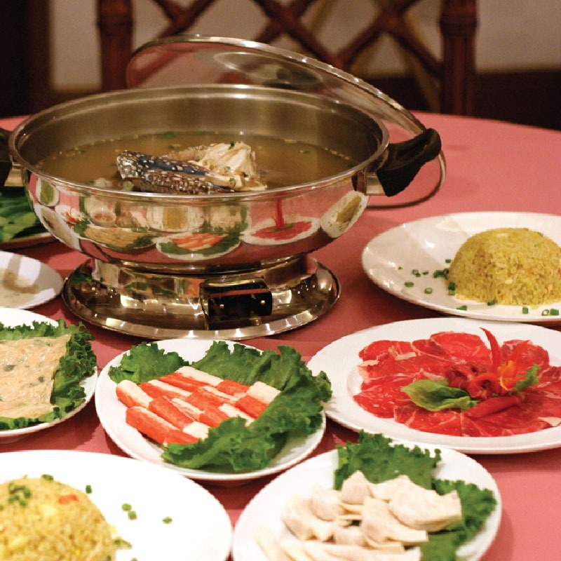 15% off! Coca Supreme Buffet Steamboat