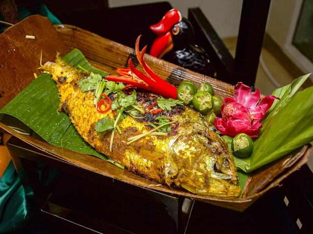 Seri Sarawak Buffet Lunch
