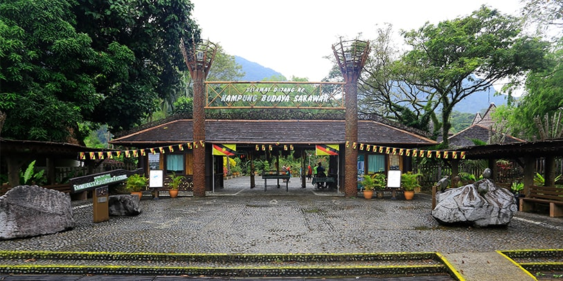 Sarawak Cultural Village Entrance Ticket