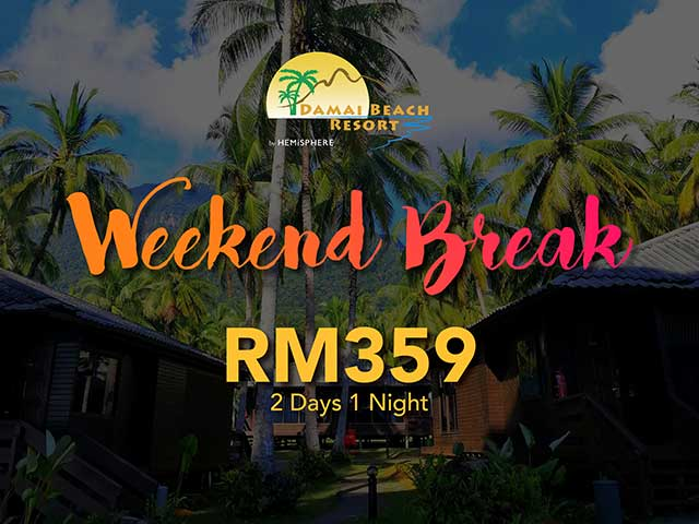 [PROMO] Weekend Break