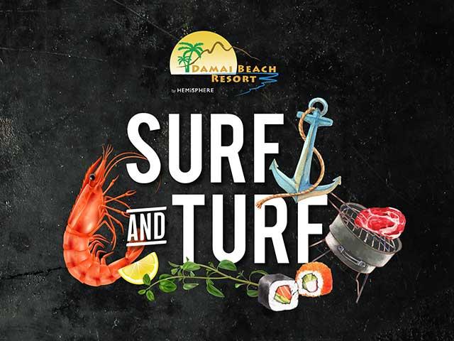 [PROMO] Surf & Turf