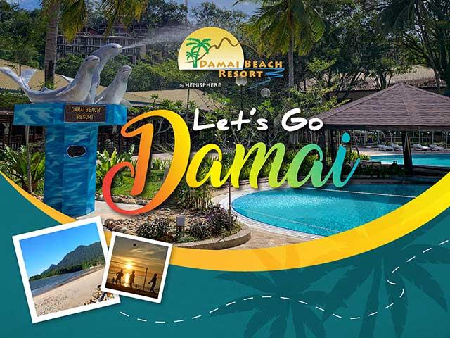 Let's Go Damai