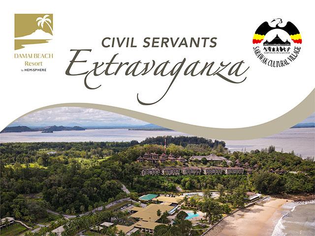 [X2 REWARD POINTS!] Civil Servants Extravaganza