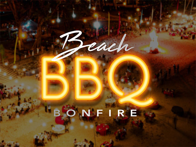 [X3 REWARDS POINT!] Beach BBQ Bonfire