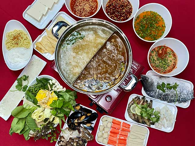 [Save 10%] Coca Steamboat