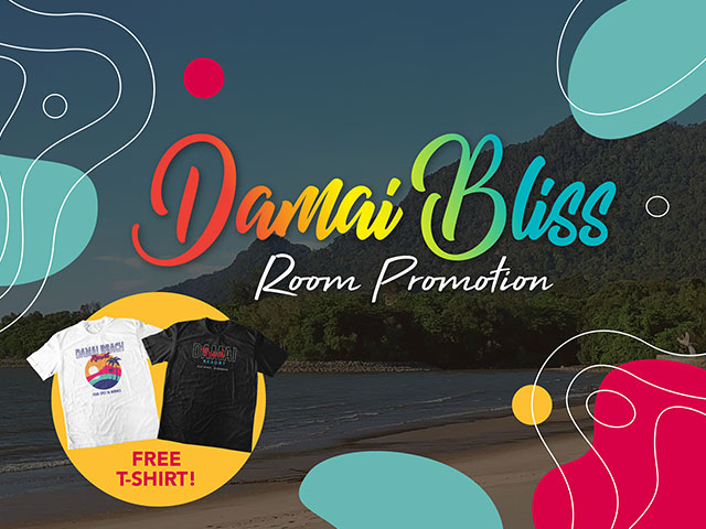 [X3 REWARD POINTS!] Damai Bliss Room Promotion
