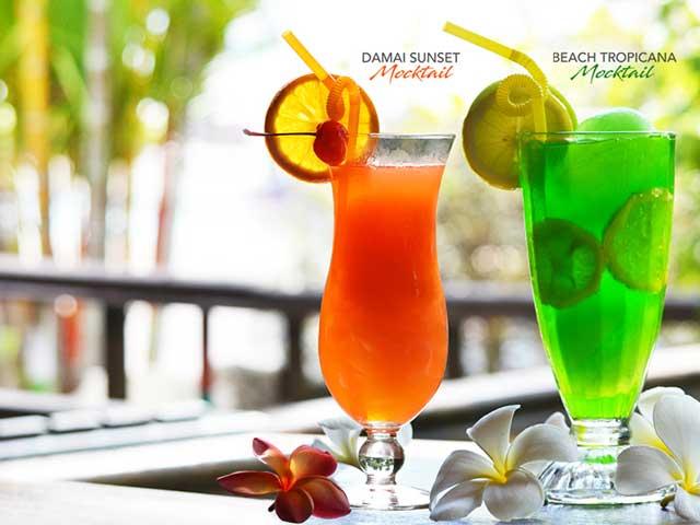 Mocktail Promotion