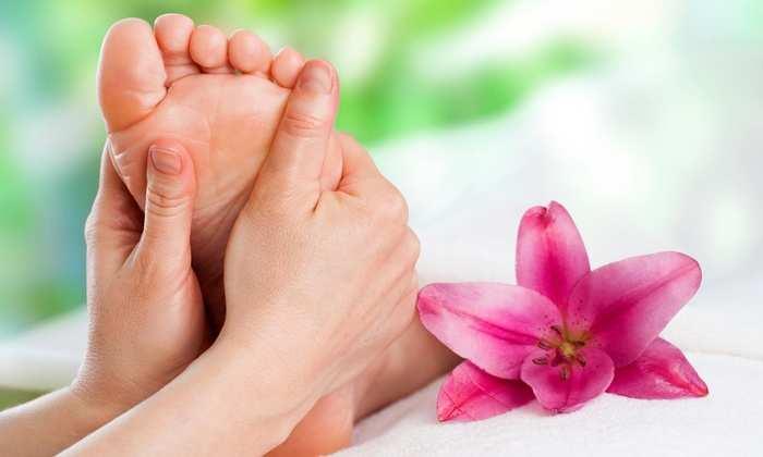 Foot Detox Reflexology