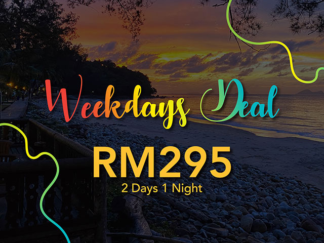 Weekdays Deal