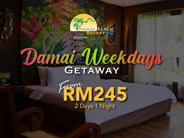 [PROMO] Damai Weekdays Getaway