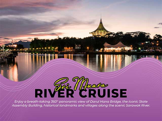 Sri Muara River Cruise