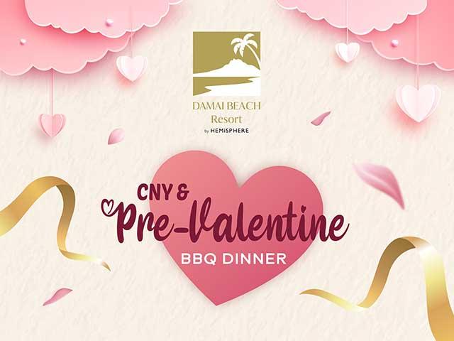 [X8 REWARD POINTS!] CNY & Pre-Valentine's BBQ Dinner