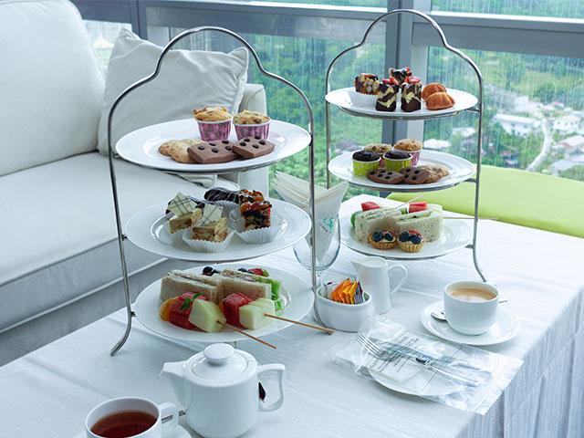 [10% OFF + X2 Reward Points] Afternoon Tea Set