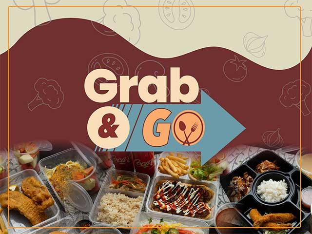 [Save 10% + X2 REWARD POINTS!] Grab & Go Combo Set