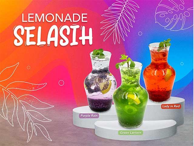 [X2 REWARD POINTS] Lemonade Selasih